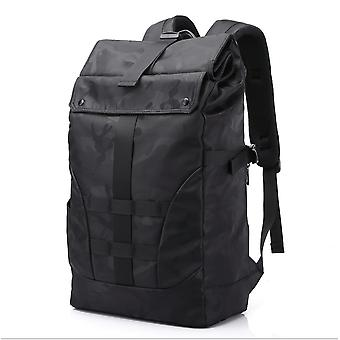 Intelligent Increase Backpack Men Travel Friendly Laptop Backpack Water Resistant Anti-theft Laptop Rucksack With Usb Charging Business Laptop
