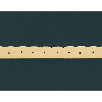 Dolls House Small Scallop American Gingerbread Pack Of 3 Builders Moulding Trim
