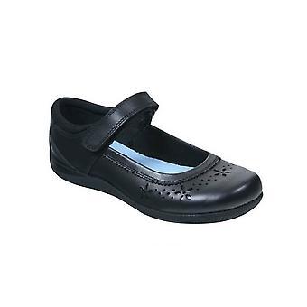 TERM FOOTWEAR Velcro Mary Jane Shoe Scarlett