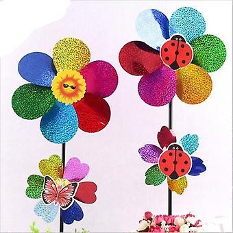 Colorful Rainbow Dazy Flower