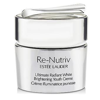 Estee Lauder Re-Nutriv Ultimate Radiant valkoinen kirkastava nuoriso Creme 50ml/1.7 oz