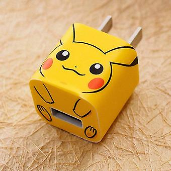Autocollants Pikachu Iphone Charger