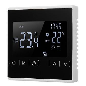 110v/120v/220v Programmable Temperature Controller - Warm Floor Wifi Thermostat