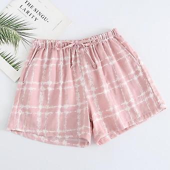 Summer Shorts, Sleep Women Bottoms, Home Pajamas, Pants