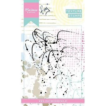 Marianne Design Textuur Stempels: Spetters