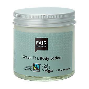 Zero Waste Green Tea Body Lotion 100 ml