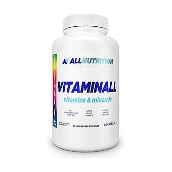 Vitaminall 60 capsules
