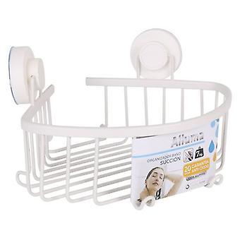 Étagères de salle de bains Confortime avec ventouses (22