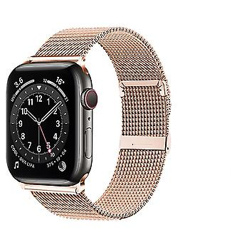 Bucla Bratara banda din otel inoxidabil pentru Apple Watch