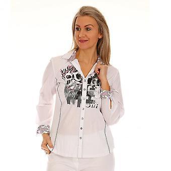 JUST WHITE Just White White Shirt 43715
