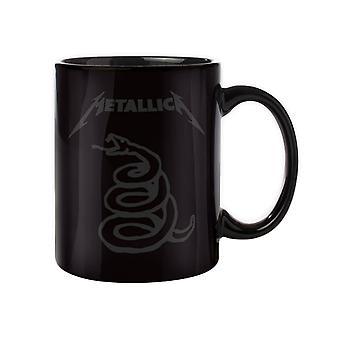Metallica Don't Tread On Me Ceramic Mug