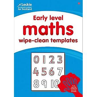 Early Level WipeClean Maths Templates for CfE Primary Maths Save Time and Money with Primary Maths Templates Primary Maths for Scotland