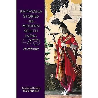 Ramayana Stories in Modern Etelä-Intia - Paula Richmanin antologia