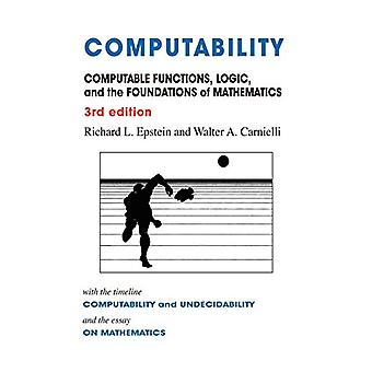 Computability - Computable Functions - Logic - and the Foundations of