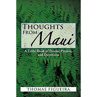 Thoughts from Maui - A Little Book of Poems - Prayers - and Devotions