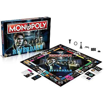 Monopol riverdale brädspel
