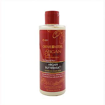 Creme Of Nature Argan Oil Butter Milk 236ml