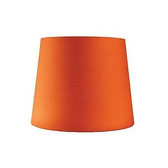 Cotton Table Lamp Shade Orange