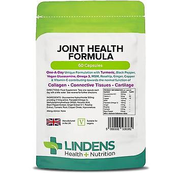 Lindens Joint Health Formula Capsules 60 (6382)