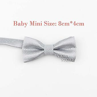 Wedding Bow Tie Set Parent-child Men Kids Baby Mini Butterfly Family Chic Satin