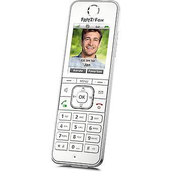 Wokex FRITZ! Fon C6 DECT-Komforttelefon (hochwertiges Farbdisplay, HD-Telefonie,