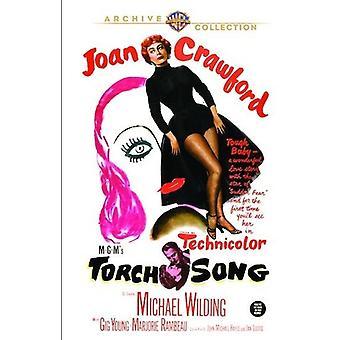 Torch Song (1953) importer des USA [DVD]