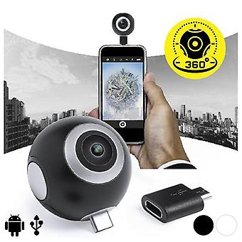 Cámara de 360º para smartphone HD