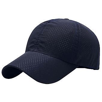 Ultra-slim Running Cap, Quick-drying Summer Cap Women Man