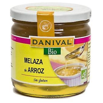 Danival Organic Gluten Free Rice Molasses 460 gr