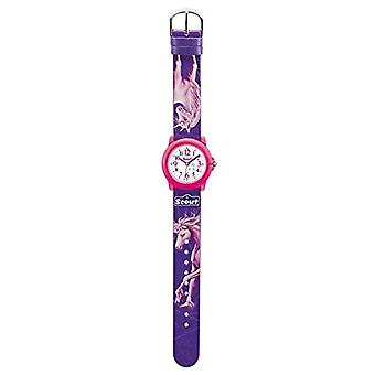 Scout 280305023 - Girl's wristwatch, analog, quartz, plastic