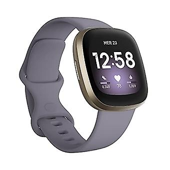 Fitbit Versa 3 - Smartwatch for wellness and fitness with built-in GPS, continuous heart rate detection, Ref. 0811138039776
