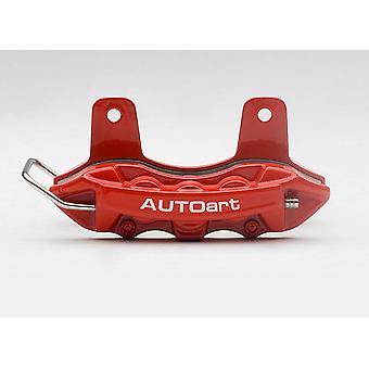 Red Brake Caliper Card Holder