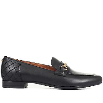 Barbour Womens Ashley Leather Loafers
