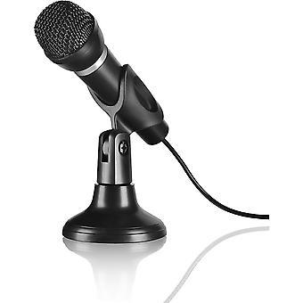 Speedlink Capo Stationär och handhållen mikrofon