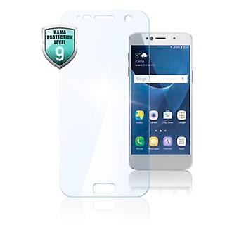 """Hama """"Premium Crystal Glass"""" Valódi üveg képernyővédő Galaxy A3 (2017)"""
