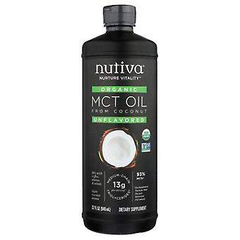 Nutiva Mct Oil, 32 Oz
