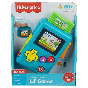 Fisher-Price Laugh &Learn Lil' Gamer Activity Toy