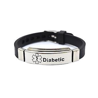 Medical Warning ID Bracelet