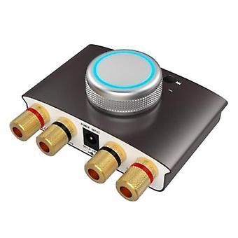 bluetooth 4.2 100W stereoheadset DSP Digitalt förstärkarljud med hörlurshögtalare