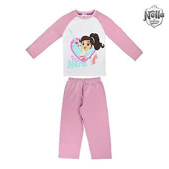 Children's Pyjama Nella 73036 Lilac