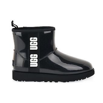 UGG Classic Clear Mini 1113190BLACK universele winter damesschoenen