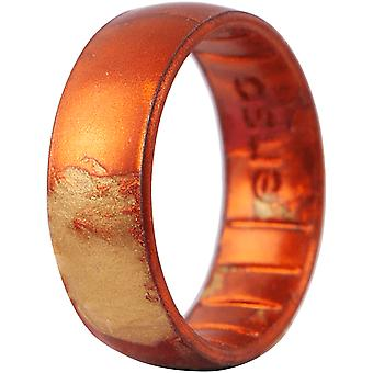 Enso Rings Classic Handcrafted Series Silicone Ring - Sunburst