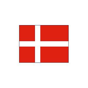 Union Jack Wear Flag Of Denmark 5' X 3'
