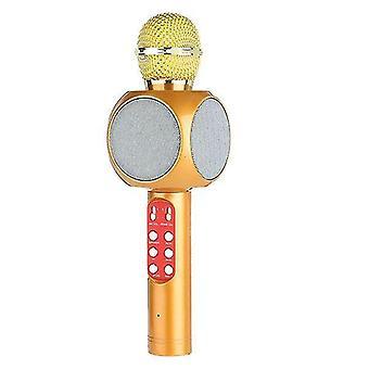 Professionelle Bluetooth drahtlose Mikrofon Lautsprecher Handmikrofon Karaoke Mikrofon Musik Player
