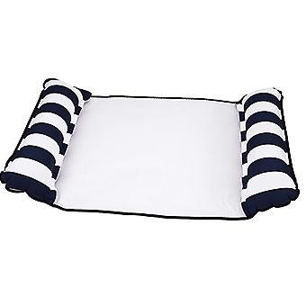 Flotador de hamaca de piscina 4 en 1, silla de piscina para adultos