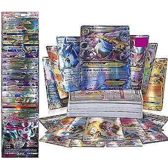 Harvinaiset Pokemon-kortit Tcg Style Holo Ex Full Art Poker -kortit