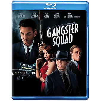 Gangster troppen [BLU-RAY] USA importere
