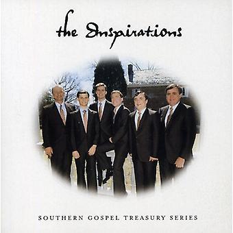Inspirations - Southern Gospel Treasury: Inspirations [CD] USA import