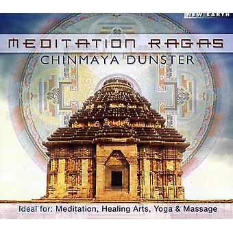 Chinmaya Dunster - Meditation Ragas [CD] USA import