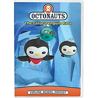 Octonauts: The Great Penguin Race [DVD] USA import